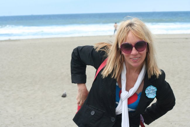 Great day at Ocean Beach in San Francisco